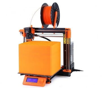 The Prusa MK3 Build size probably has the most competitive build volume