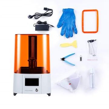 Image of Nova3D Elfin 3D Printer: Review the Specs: Technical Specification