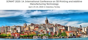 Image of 3D Printing / Additive Manufacturing Conference: Apr. 23-24, 2020 - 3D Printing and Additive Manufacturing Technology