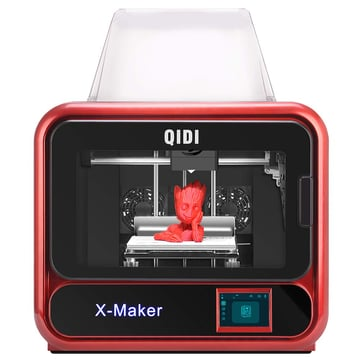 Image of Qidi Tech X-Maker: Review the Specs: Technical Specifications