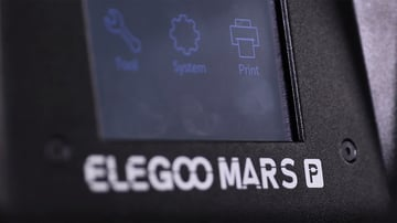 Image of Elegoo Mars Pro: Review the Specs: Technical Specifications