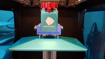 The Anycubic Photon Easy Leveler