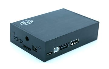 The M3 is one of many boards that compete with the Raspberry Pi