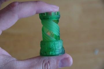 Elegoo resin is a good start for your UVA 3D printing needs