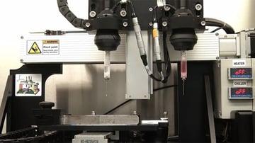 The NovoGen MMX Bioprinter by Organovo