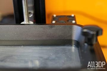 Image of Creality LD-002R MSLA 3D Printer Review: Tech Specs