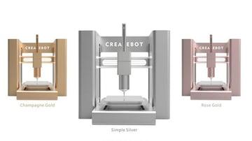 Imagen de la impresora de alimentos 3D - Guía del comprador: Impresora de alimentos Createbot 3D