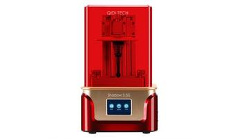 Image of Resin 3D Printer (SLA/DLP/LCD) Buyer's Guide: Qidi Tech Shadow 5.5 S