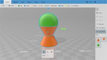 Image of Best Free CAD Software (2D/3D CAD Programs): 3D Builder