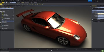 Image of 24 Best 3D Animation Software Tools (Some are Free): Clara.io