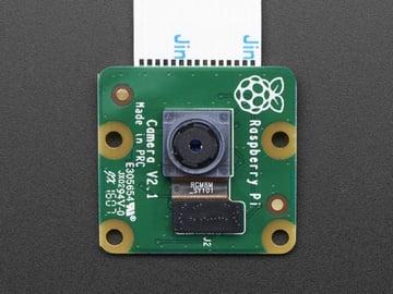 The Raspberry Pi camera