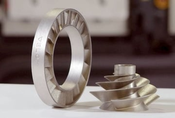 SLS-printed parts are almost as strong as their solid counterparts