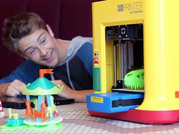 3D printers are the new toaster