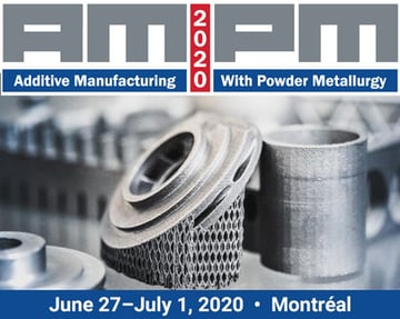 Image of 3D Printing / Additive Manufacturing Conference: June 27 - July 1, 2020 - Additive Manufacturing with Powder Metallurgy 2020