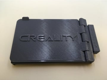 Image of Creality Ender 5 Upgrades and Mods: Snap-On LCD Cover