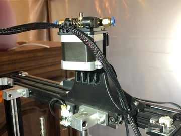 Image of Creality Ender 5 Upgrades and Mods: Extruder Arm