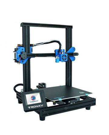 Image of Tronxy XY-2 Pro 3D Printer: Review the Specs: Tech Specs