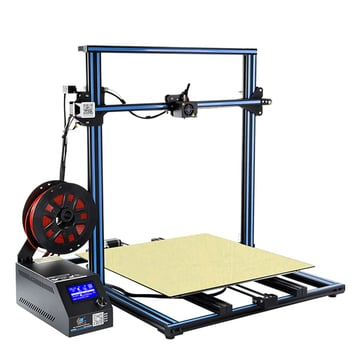Image of Creality CR-10 S5: Review the Specs : Tech Specs