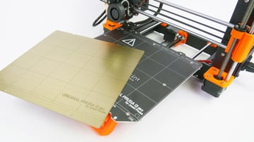 The Prusa i3 MK3S is our pick for Best 3D Printer