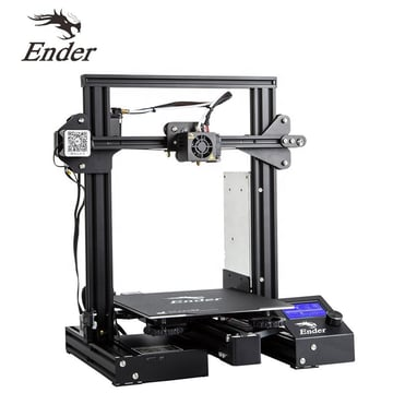 A product snapshot of the Creality Ender 3 Pro
