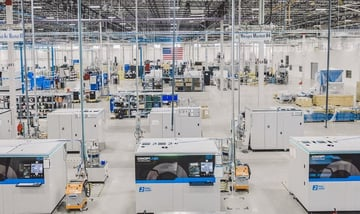 GE's Additive Printing Center in Pitsburg, USA