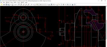 Imagen de Visor DWG gratuito/Visor AutoCAD gratuito: DWGSee