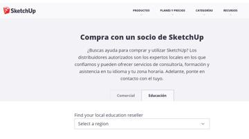 Imagen de Descargar SketchUp gratis: versiones de prueba: Versión educativa