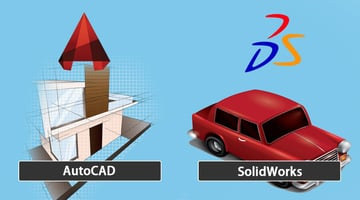 AutoCAD is our pick for 2D drafting, while SolidWorks gets our vote for 3D rendering