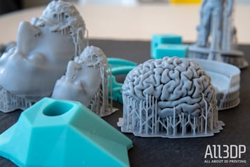Imagen de Elegoo Mars Pro: Análisis: Impresión, proceso y software