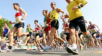 Running shoes: everyday wear for some, a place of innovation for others