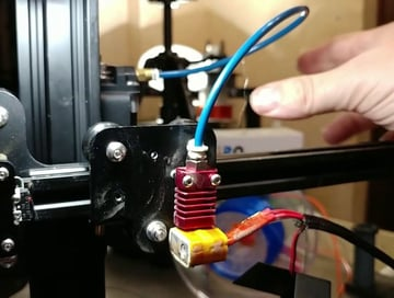 Image of Best Creality CR-10/S/V2/Mini Upgrades & Mods: Capricorn Bowden Tubing