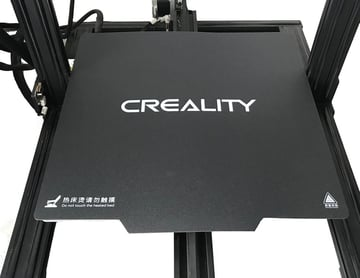 Image of Best Creality CR-10/S/V2/Mini Upgrades & Mods: Build Plate