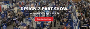 Image of 3D Printing / Additive Manufacturing Conference: April 15-16, 2020 - Design-2-Part Show