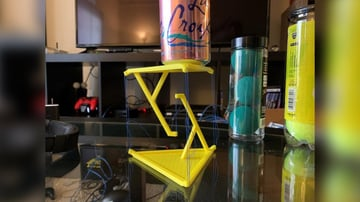 Afbeelding van Cool Things to 3D Print: Impossible Table