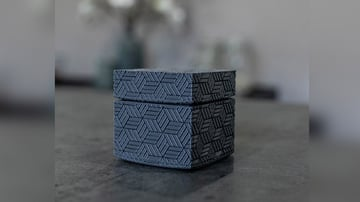 Afbeelding van Cool Things to 3D Print: Square Textured Box
