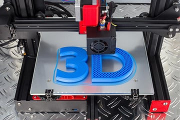 3D printing has been trending for some time