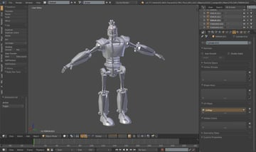 Rigging your character model preparies it for animation