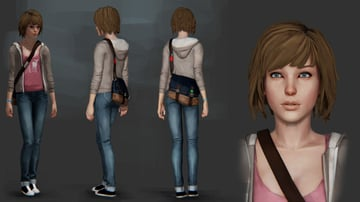 Rendering is the final step to making your character realistic