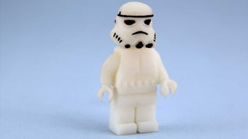 This Storm Trooper just needs a blaster