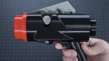 The Big Stud Launcher, because them tiny ones ain't fun enough