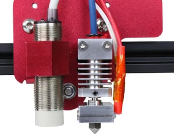 Image of Best Creality CR-10/S/V2/Mini Upgrades & Mods: Micro-Swiss All-Metal Hot End
