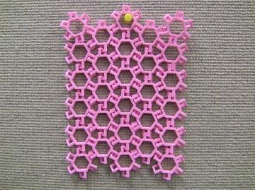 Hexagonal chainmail