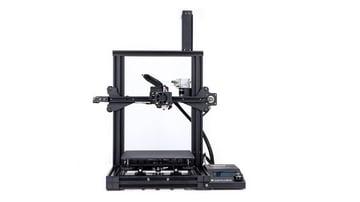 color amarillo 241 x 183 x 255 mm ideal para ni/ños y amantes del bricolaje Impresora 3D de tama/ño peque/ño Winhotech 3D Printer CR-100