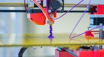 Low cost and simplicity make FDM a go-to printing process for most consumers, schools, and businesses