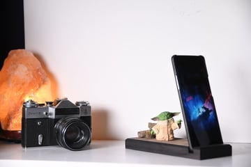 May the force be with your phone stand