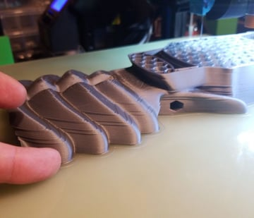 Y-axis layer shifting can look cool, but isn't the best for functionality