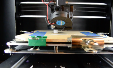 It has some great properties, but printing with it requires some patience