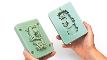 3D printing injection molds have their advantages and disadvantages