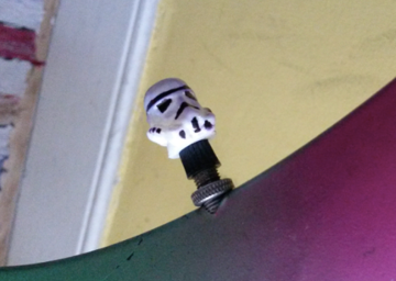 Image of: 6. Stormtrooper Valve Cap