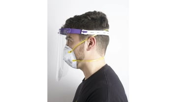 Image of Covid-19 & 3D Printing: Voodoo Manufacturing Selling Protective Face Shields